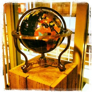 Random Photo: Globe, Utrecht, the Netherlands