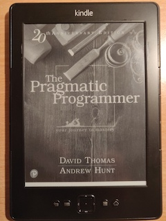 Pragmatic Programmer by Andy Hunt and Dave Thomas